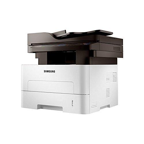Samsung Xpress M2675F Multifunzione Monocromatica 4 in 1, 1200 x 1200 DPI, Bianco/Nero [Italia]
