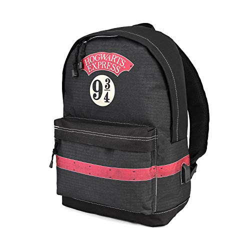 Karactermania Harry Potter Express-mochila Hs Zaino Casual, 44 cm, 23 liters, Nero (Negro)