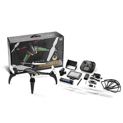 AXJJ Quadcopter Drone Droni con videocamera Live Video, FPV Quadcopter con videocamera FOV 720P HD a...