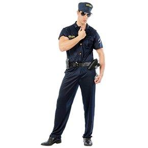 Guirca 80373 - Agente De Policia Adulto Talla L 52-54