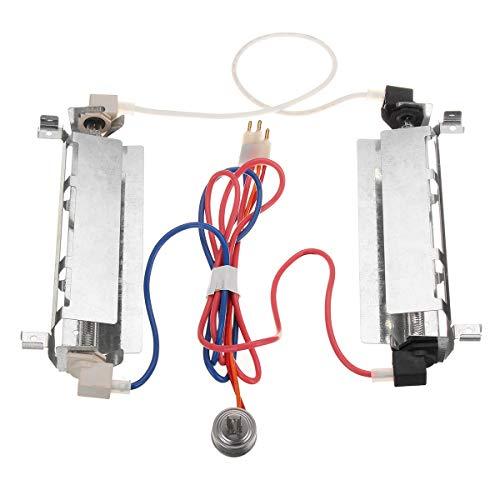 KUNSE General Electric Wr51X442 Frigorifero Sbrinamento Riscaldatori Assemblaggio Cablaggio