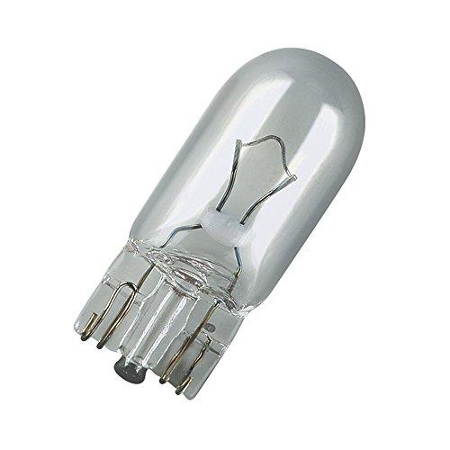 OSRAM Original 12V W5W lampada ausiliaria alogena 2825-02B in Blister doppio