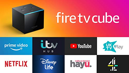 All-new Fire TV Cube | Hands free with Alexa, 4K Ultra HD streaming media player 7  All-new Fire TV Cube | Hands free with Alexa, 4K Ultra HD streaming media player 418 AIKP5yL