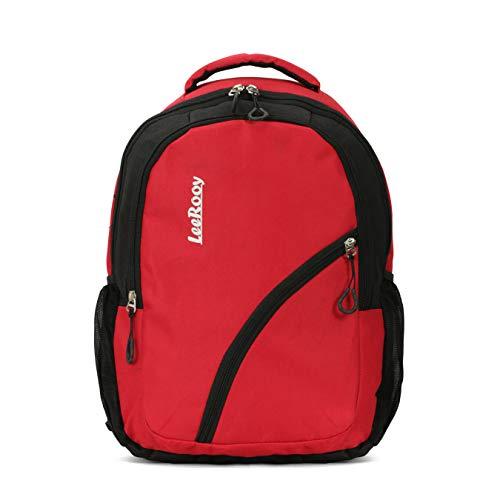 LeeRooy Nylon 21 LTR Blue Classic Bag Backpack for Women