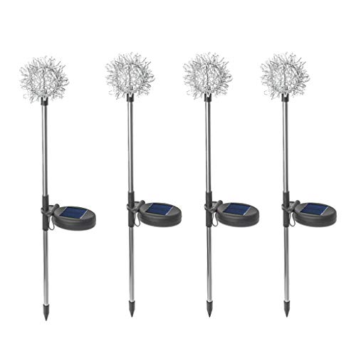Webla Solar Power Flower Light Led Outdoor Garden Yard Path Lawn Landscape Lamp Decor Solar Garden...
