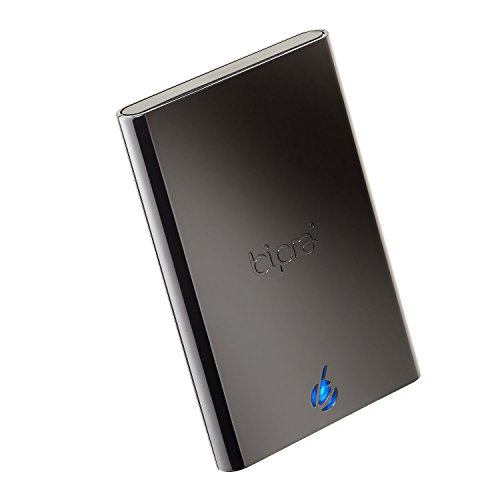 Bipra S22.5pollici USB 2.0FAT32Portable Hard Disk Esterno nero 250 Gb
