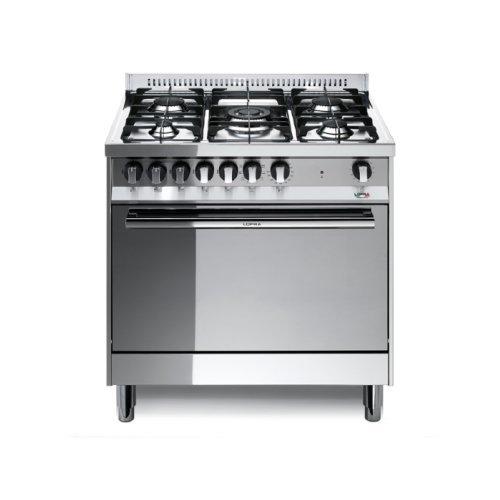 Lofra MG86GV/C Cucina a Gas, Acciaio