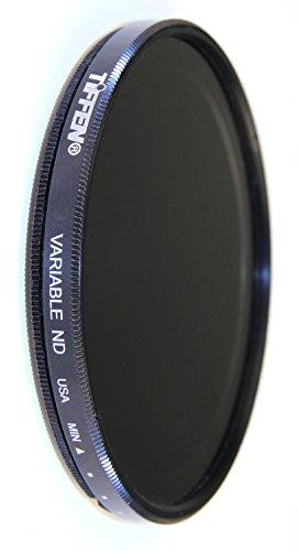 Tiffen - Filtro ND variabile per obiettivi reflex, 2-8 stop, 67 mm