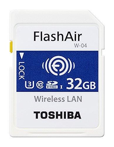 32 GB Wifi SD Card