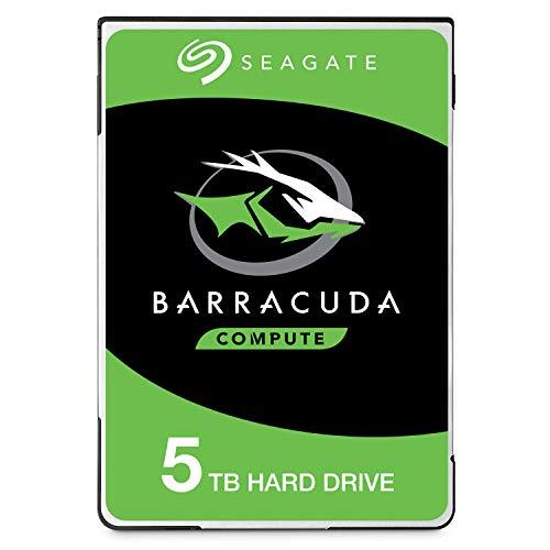 Seagate ST5000LM000 HDD Interno da 2.5', Nero