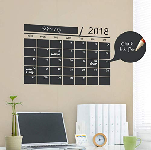 Essential Office Weekly Planner Calendario Memo Lavagna Lavagna Wall Sticker Kids Play Room Studio...