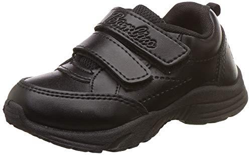 Liberty Unisex's Black Formal Shoes-2 UK/India (34 EU) (01Gola)