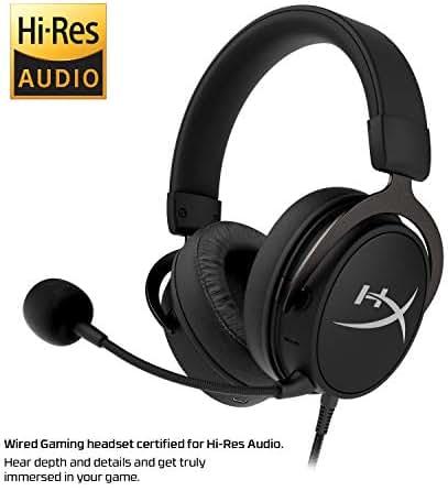 HyperX HX-HSCAM-GM Cloud Mix Kabelgebundenes Gaming Kopfhörer (mit Bluetooth)