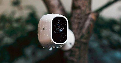 418iObVF2SL [Bon Arlo !  Arlo Pro 2 - Smart caméra de surveillance, Paquet de 2, 1080p HD jour/nuit, grand angle 100% Sans Fils - VMS4230P-1...