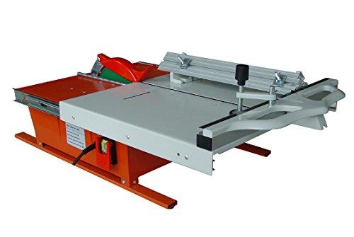 Tile Rite lpg059580mm profesional eléctrico sierra con mesa de extender, Naranja