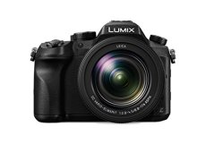 Panasonic Lumix DMC-FZ2000 - Cámara digital híbrida (20.1 Mp, grabación de vídeo en 4K, Sensor MOS, 20x), color negro