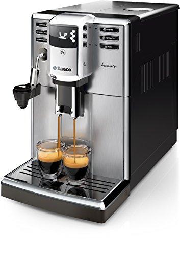 Saeco Incanto HD8914/01, Macchina da Caffè Automatica, con Macine in Ceramica, Filtro Aquaclean,...
