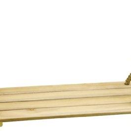 New Plast 478 – Seduta in Legno per Altalene