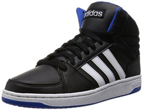 ee20c7fefbb adidas neo Men s Hoops Vs Mid Cblack Ftwwht Blue Sneakers – 9 UK India  (43.33 EU)