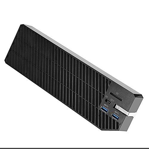VBESTLIFE espansione esterno 6,3cm SATA HDD/SSD Enclosure W/2USB 3.0Hub & ventola di...