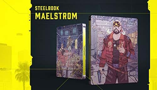 "Cyberpunk 2077 - Steelbook ""MAELSTROM"""