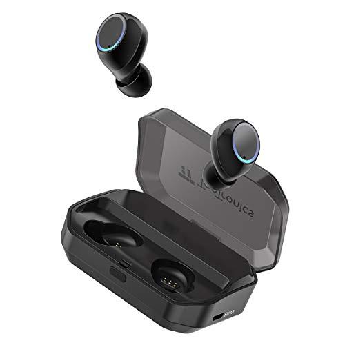 TaoTronics Auricolari True Wireless Bluetooth 5.0 Impermeabile IPX7 Microfono Integrato 3500mAh...