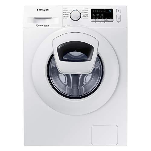 Samsung WW90K4430YW/ET AddWash Lavatrice, 9 kg, 1200 Rpm, Bianco, Senza installazione