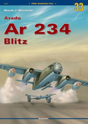 Arado Ar 234 Blitz (Monographs)