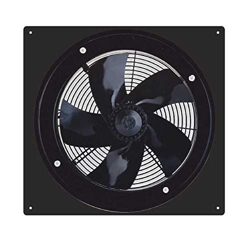 KDR-250mm Industriale Ventilatore a Parete, Aspiratori elicoidali da muro Aspiratore Fan axiale...