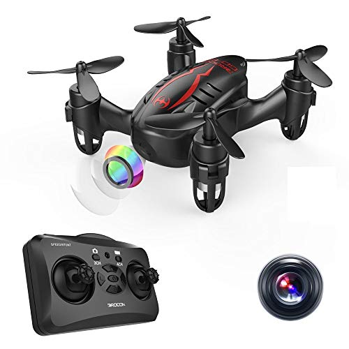 DROCON GD60 Mini Drone RC Quadricottero con videocamera HD 720P Video in Diretta per Bambini /...