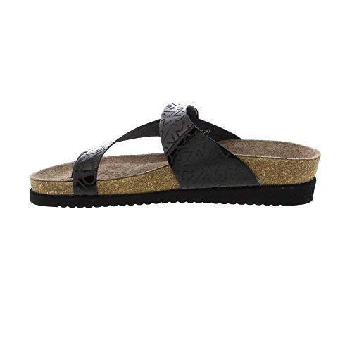 9bb5bbaa8019 Mephisto Helen - Black Laser Vernis (Leather) Womens Sandals ...