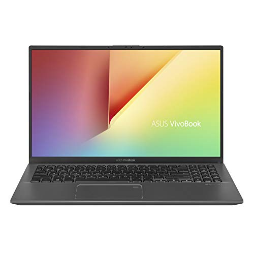 ASUS VivoBook 15 X512FA Intel Core i3 8th Gen 15.6-inch FHD Thin and Light Laptop (4GB RAM/256GB SSD/Windows 10/Integrated Graphics/Slate Gray/1.70 kg), X512FA-EJ550T