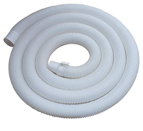 Irkaja 2 Meter Top Load Fully & Semi Automatic Washing Machine Flexible Waste Water Outlet Drain Hose Pipe/Extension Pipe (2 Meter)