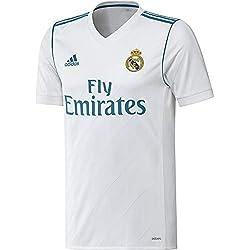 Adidas football Real Madrid H Jsy au - B31097, Blanco, XL