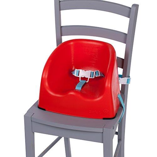 Safety 1st Alza sedia per bambini, colore Red Lines (rosso)