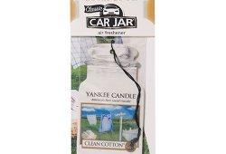 Yankee Candle 1020639 Rafraîchisseur pour Voiture Coton Propre Multicolore Acheter en ligne