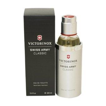 Swiss-Army-Victorinox-40102-Classic-Perfume-para-hombre-en-Spray-100-ml