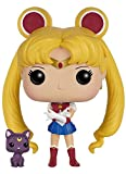 Funko - POP Anime - Sailor Moon - Sailor Moon w/ Luna