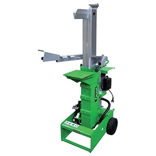 Forest-SF100Rapid e-Astilladora de troncos eléctrico 10toneladas)-220V