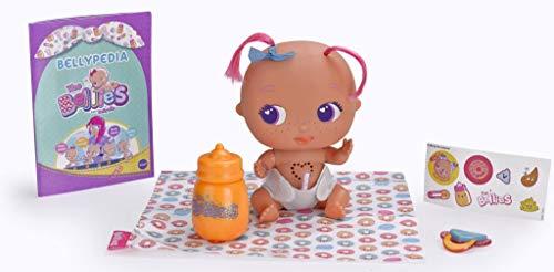 The Bellies - Yumi -Yummy, muñeco interactivo para niños y niñas de 3 a 8 años (Famosa 700014565)