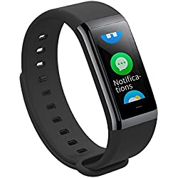 Amazfit Cor Fitness Band (Charcoal Black)