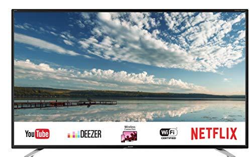 "Sharp AQUOS LC-40FI5442E Smart TV da 40"" Slim Full HD, suono Harman Kardon, SAT Internet WiFI..."