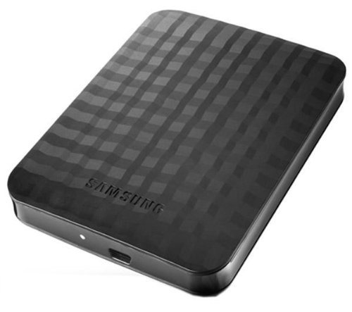 Samsung STSHX-M101TCB, 1TB Slimline Portable Hard Drive - Black Ex Samsung