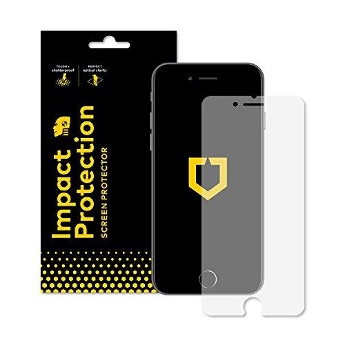 Rhino Shield iPhone 7 Plus/iPhone 8 Plus Displayschutzfolie Impact Protection]   Schockdämpfung und Aufprallschutz - Klarer, Kratzfester und Fingerabdruckresistenter Displayschutz