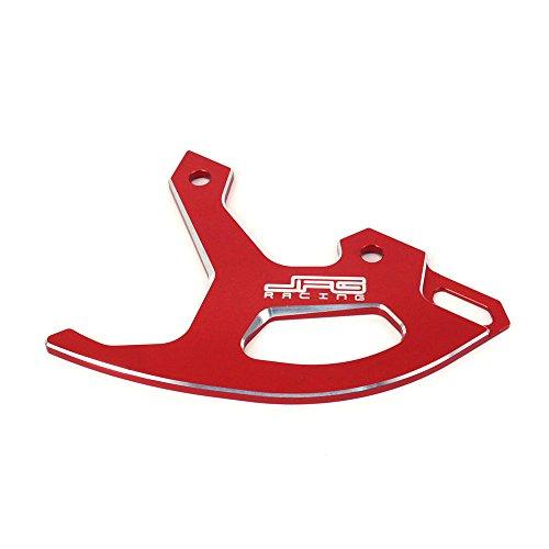 Jfg Racing billet disco freno posteriore guardia di schermo per Honda CR125R CR250R CRF450R 02-04-1702-07CRF250R 17CRF450RX 17CRF250CRF450x 04-17x 05-16