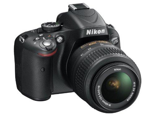 Nikon D5100 + Obiettivo AF-S VR Dx 18-55 Mm [Versione EU]