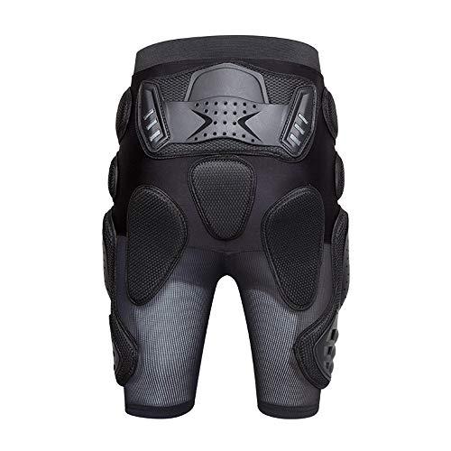 AUEDC Pantaloncini protettivi, Protezioni per motociclette Protezioni per Sci Pantaloncini...