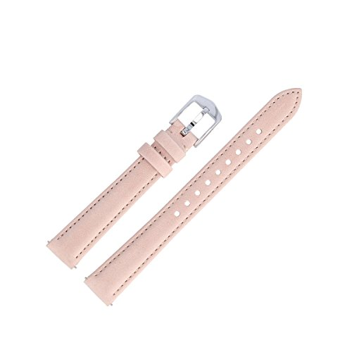 Fossil Bracciale Orologio 14mm in pelle rosa-Orologio Band ES 4151