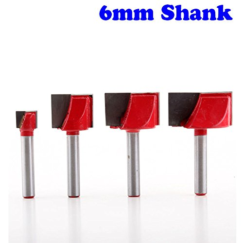 AKUTA CNC carbide end mill tool 3D woodworking insert router bit Tungsten Cleaning bottom end milling cutter Woodworking cutter