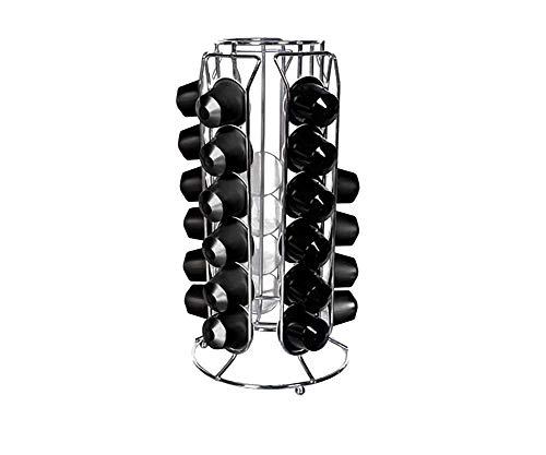 Stand Per Capsule, Portacapsule Da 30 Posti, Supporto Capsule Da Caffè, Elegante e Moderno,...
